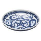 Plaque d'étiquette de la vaisselle 100% de mélamine double/mélamine (DC13216)