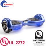 """trotinette"" elétrico Hoverboard elétrico do balanço esperto de duas rodas"
