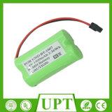 Batterie rechargeable Ni-MH 2,4 V Batteries NiMH 1400mAh pour téléphone sans fil