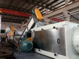 Waschende Zeilen-und Film-Flaschen-Plastikflocke, die Maschine aufbereitet