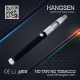 Glass Drip TIP와 Bottom Changeable Dual Coil, Vaporizer를 가진 Hangsen E Cigarette