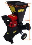 шредер газолина 6.5HP мощные деревянные Chipper & автомат для резки древесины