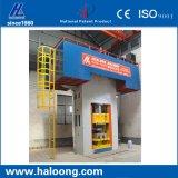 Machine de pression réfractaire à vis électrique 315 ton