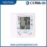医学の血圧のメートルの手首のデジタル圧力モニタYsd703s