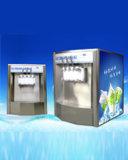 Assoalho de China que está a máquina macia do gelado
