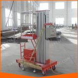De hydraulische Lift van het Karretje