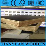 La película impermeable de la madera contrachapada 18m m de la construcción hizo frente a la madera contrachapada