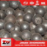 Высокий шарик литой стали крома и шарик утюга бросания меля