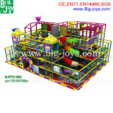 Grosser Innenspielplatz für Einkaufszentrum, Unterhaltungs-Innenspielplatz (BJ-ID08)