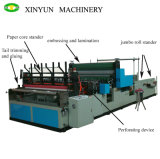 Automatic Kitchten Towel Paper Perforating Rewinding Machine Price