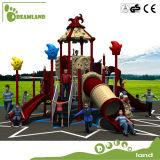 工場価格の子供の振動およびスライドの屋外の運動場装置の卸売の運動場装置