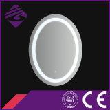 Jnh211 Sasoのタッチ画面が付いている楕円形の装飾的な照らされた壁ミラー