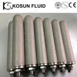 Qualitäts-Edelstahl gesintertes Puder-Luftfilter-Element
