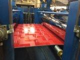 Cadena de producción compuesta del panel del Alu-Plástico de 2 rodillos HD2000