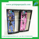 로고 인쇄를 가진 엄밀한 종이상자 얼굴 크림 패킹