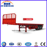 40 3 тонн трейлера трактора платформы Axle Fuwa планшетного Semi