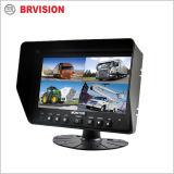 7 Vierradantriebwagen-Bildschirm-Monitor des Zoll-TFT-LCD