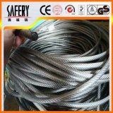 Alambres de acero inoxidables de Wuxi Factroy con suave y difícilmente