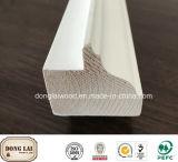 Impiallacciatura in MDF in legno piatto impermeabile per la vendita di jamb