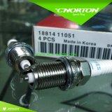 本物の韓国の自動車部品の点火プラグBkr5es-11 18814-11051