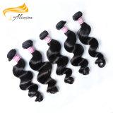 中国のバージンのブラジルの毛の束の9Aミンクの毛の卸売