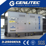 150kVA 120kw schalldichter Perkins Motor elektrisches DieselGenset