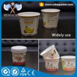 Macchina di rifornimento di plastica di sigillamento della tazza della ciotola con Ce