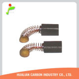 Pinceau en carbone pour ventilateur / Brosse en carbone léger en gros pour appareils ménagers