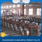peso neto galvanizado 0.8m m del alambre 25kg del hierro por el carrete