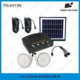 점화 태양 전지판 장비가 에너지 절약에 의하여 2개의 전구 집으로 돌아온다
