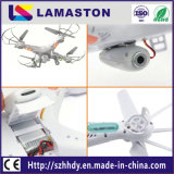 X5C-1 4CH 2.4GHz 6-Axis Gyro Headless RC Quadrotor com câmera HD, 360 Graus 3D rolamento Modo RC Drone (Bonus cartão Micro SD & Blades Hélices incluídas)