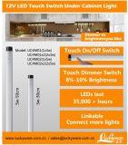 LEDのタッチセンサーキャビネットライト3With5W