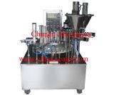 Автоматические роторные машины заполнения и уплотнения формы чашки