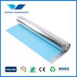 Underlay impermeável de EVA com a película azul para os revestimento de bambu (EVA30-L)