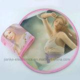 Disco volador plegable de nylon de la tela del regalo de la promoción (3488)