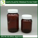 bottiglia di plastica della capsula della bocca larga dell'animale domestico 250ml