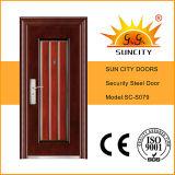 2016 nuevo exterior Seguridad Residencial Puerta de acero (SC-S079)
