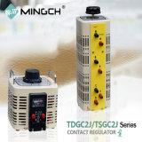 Regulador de tensão Variac do transformador de Tdgc2j Tsgc2j