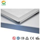 2016 nuovo indicatore luminoso di comitato del soffitto LED di disegno della curva di disegno Ra>90 60X60 36W