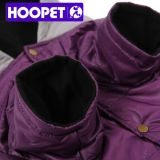 Purpurrotes Warm Winter Coat für Dog und XXL Pet Clothes