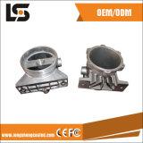 O fabricante personalizado de alumínio morre a carcaça com as peças industriais de anodização da máquina de costura das peças