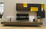 Gabinete moderno italiano do aparelho de televisão da sala de visitas do estilo (SM-TV07)