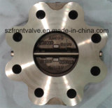 Задерживающий клапан плиты дуа вафли Bronze/Al-Bronze