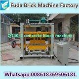 De Machine van het Blok van het Cement van Habiterra van het nieuwe Product van China