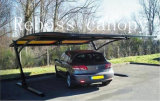 Hochwertiger Autoparkplatz Canvas Top/Calash/Hood Top/Canopy für Vehicle