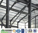 Edilizia strutturale d'acciaio verde economizzatrice d'energia della costruzione