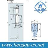 Fechamento do gabinete de controle de Rod do punho do balanço (YH9525)