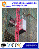 2ton Double Cage Construction Hoist