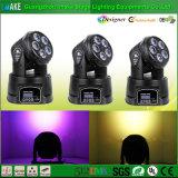 2016new! Nuova illuminazione capa mobile del fascio di disegni 5PCS LED di nuovo arrivo