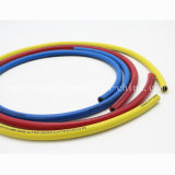 Tuyaux de recharge de réfrigération Ensemble de bleu, rouge, jaune